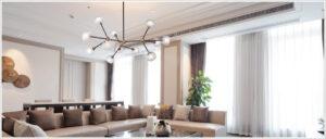 انواع لامپ و وسایل روشنایی، متناسب با نوع محیط و عملکردشان وجود دارد.