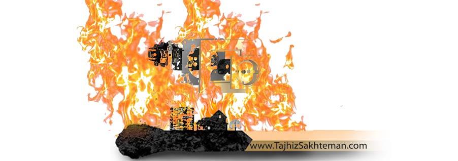 آتش سوزی_دلند